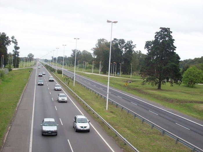 Vehículos en autopista