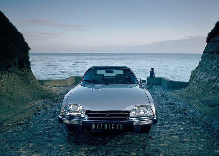 Frontal del Citroën CX
