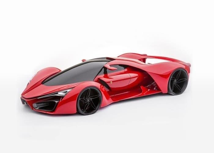 Concept Ferrari F80