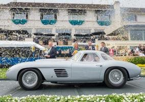 Ferrari 375 MM Scaglietti Coupe Pebble Beach