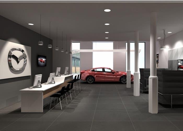 Nuevo centro Mazda Space