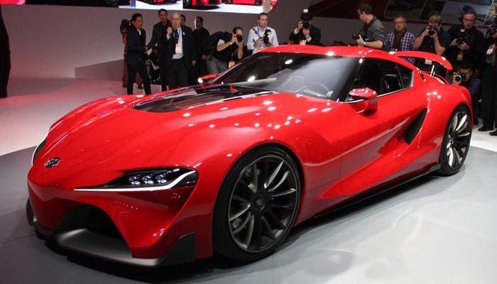 Concept Car FT 1