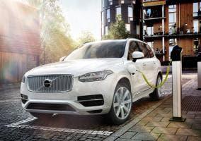 Nuevo Volvo XC90 Plug-in Hybrid