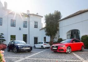 Familia de Audi A3