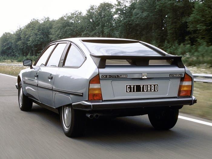 Versión GTI del Citroën CX