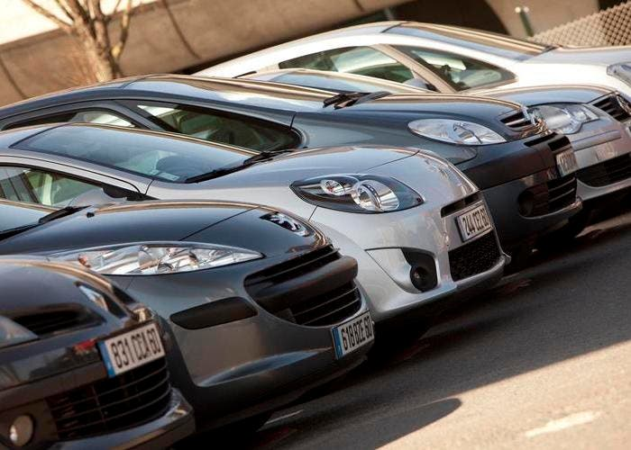Flota de coches