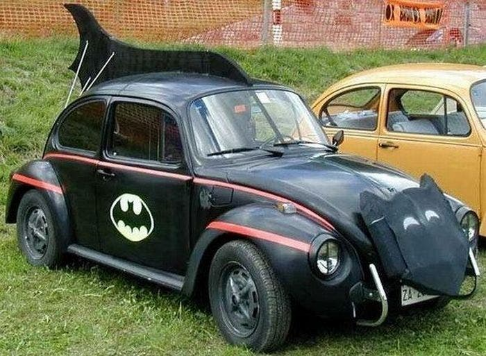 Batmóvil Beetle