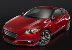 HPD Supercharged CR-Z.