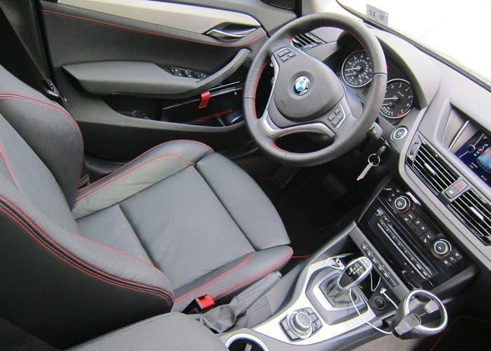 Habitaculo BMW X1 2013