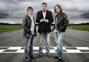 Jeremy Clarkson, James May y Richard Hammon