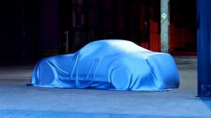 Un teaser del Mazda MX-5