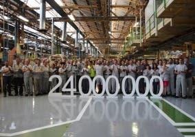 Renault Sevilla fabrica 24 millones de cajas de cambio