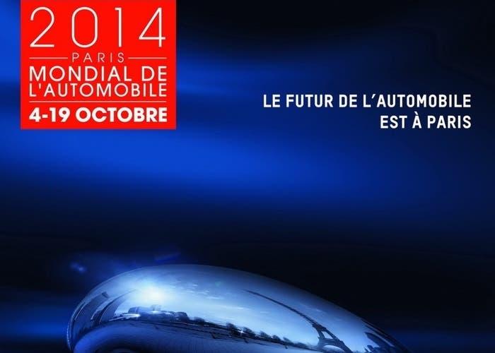 Cartel de presentación del Salón de París