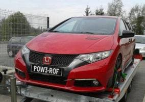 Honda Civic Type R 2015 version produccion
