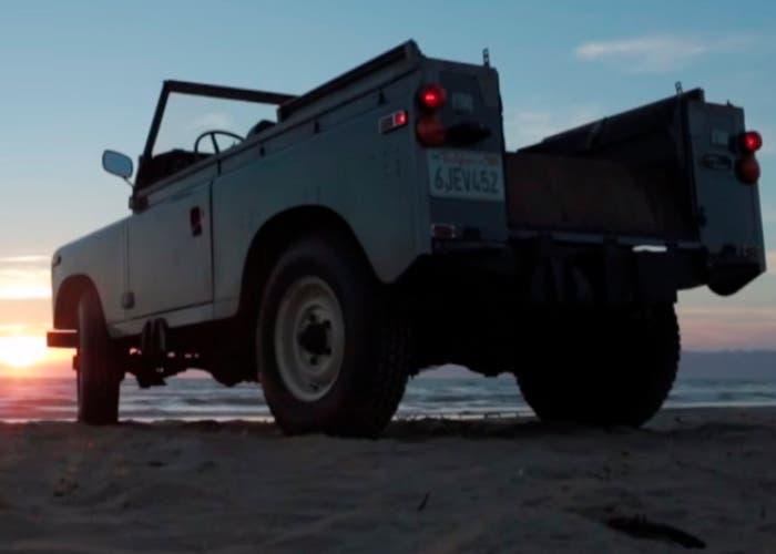 Land Rover Serie III Petrolicious