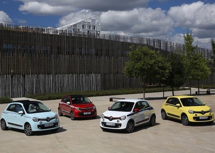 Nuevos Renault Twingo