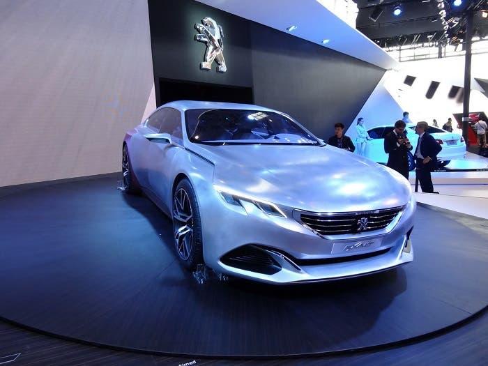 Concept Exalt de Peugeot