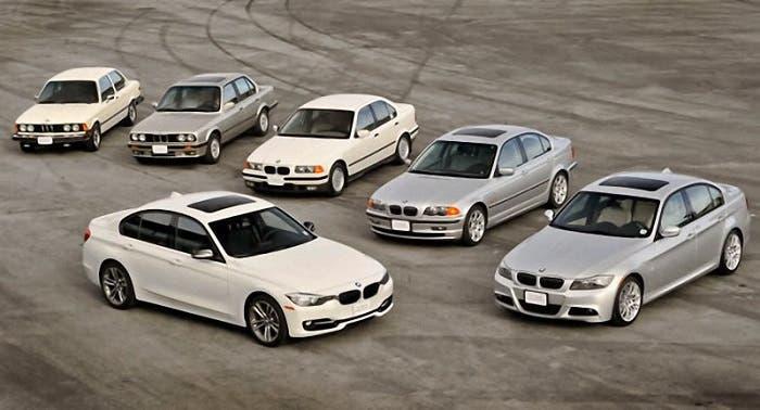 Historia del BMW Serie 3