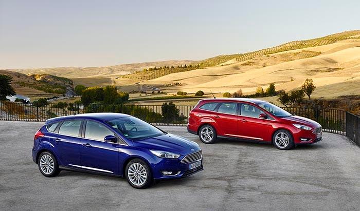 Familia Ford Focus 2014
