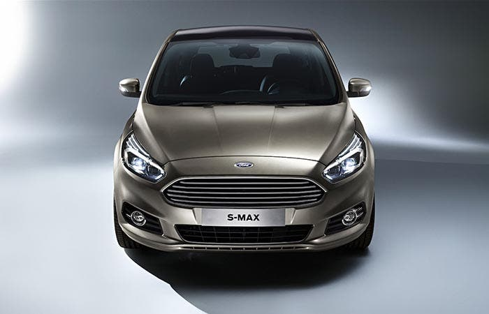 Motores del Ford S-MAX