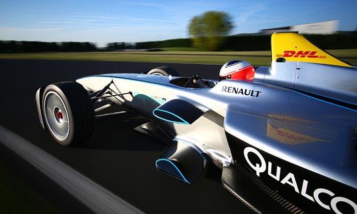 Coche de la Fórmula E