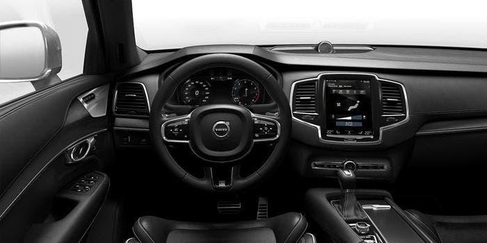 Interior XC90 R-Design