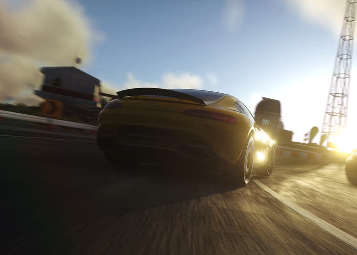 Capturas del videojuego Drive Club