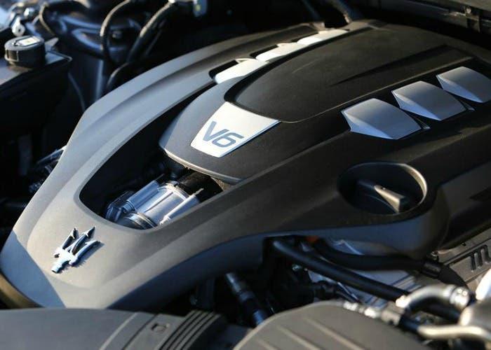 Motor V6 de Maserati Ghibli