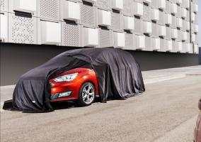 Teaser del nuevo Ford C-Max