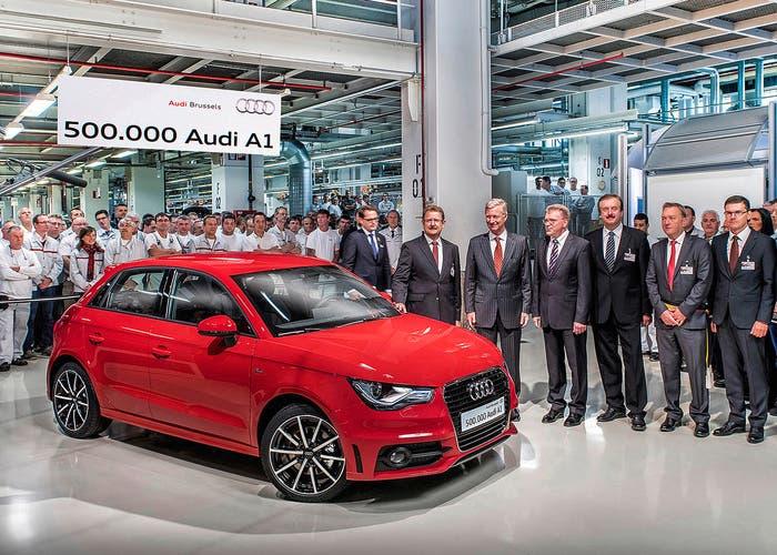 Unidad 500.000 de Audi A1