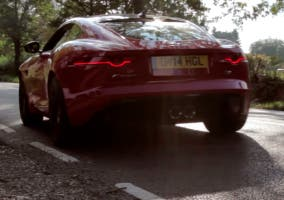 F-type exhaust