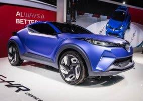 SUV C-HR Concept en París