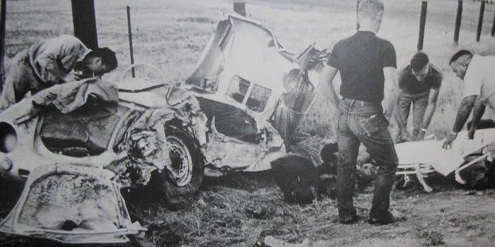 Accidente de James Dean