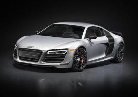 Nuevo Audi R8 Competition