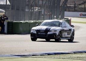 Audi RS 7 Concept en Hockenheim