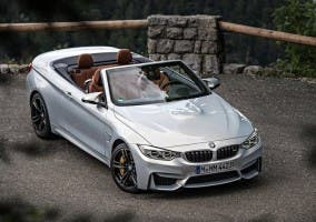 BMW M4 descapotable