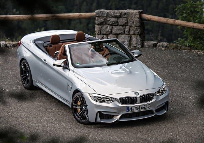 BMW M4 descapotable