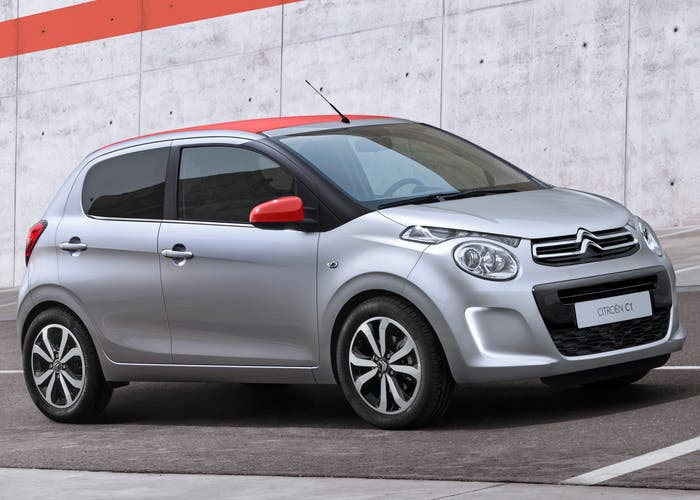 Citroën C1 descapotable