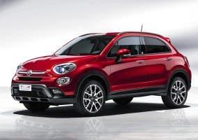 """Fiat 500X """"Opening Edition"""" en color rojo"""