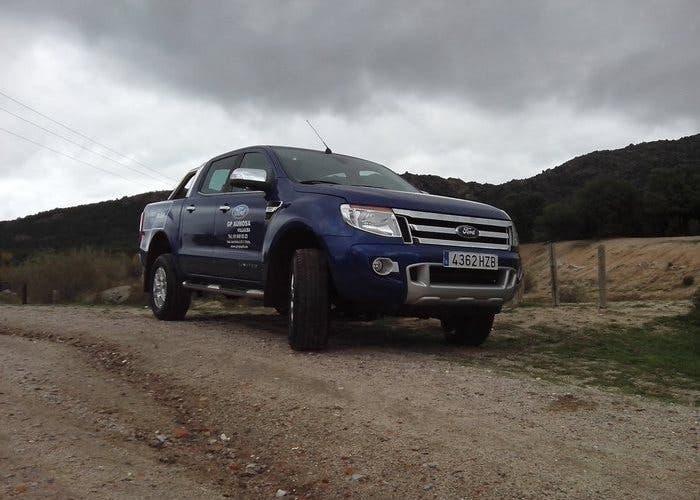 Prueba Ford Ranger 2.2 Duratorq