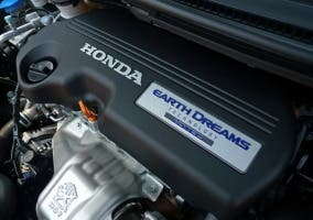 Mecánica de un Honda