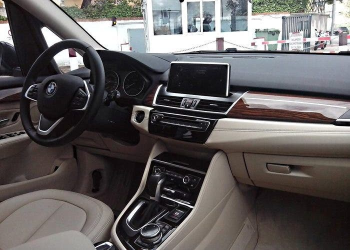 Salpicadero del BMW Serie Active Tourer Luxury