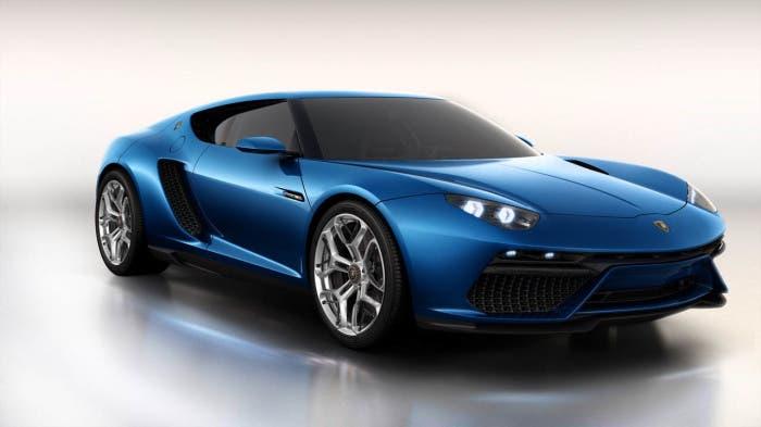 Lamborghini detalla el sistema híbrido del Asterion