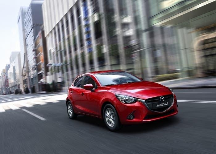 Mazda 2 presentación