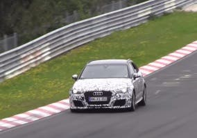 Portada Audi RS3
