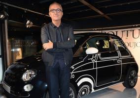 Presentación en París de Fiat Couture