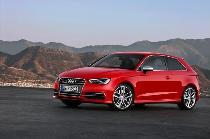 Versión S3 del Audi A3