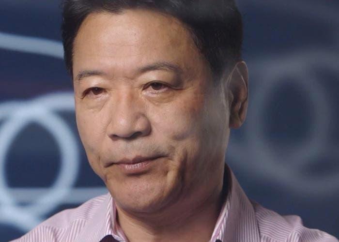 Suehiro Hasshi hablando del nuevo Honda Civic Type R