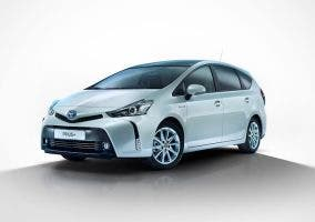 Nuevo Toyota Prius+