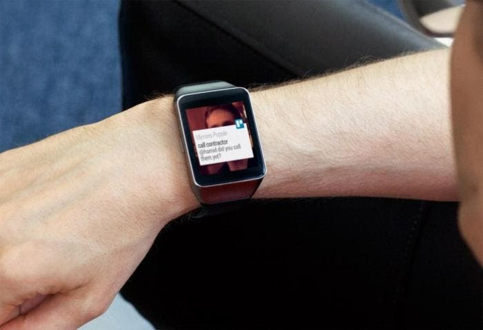 Dispositivo con Android Wear